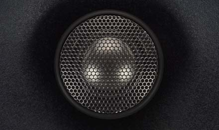 New Carbon Graphite Tweeter - X-Series Speaker X-S65
