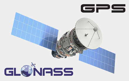 GPS and Glonass Compatible - X803D-U