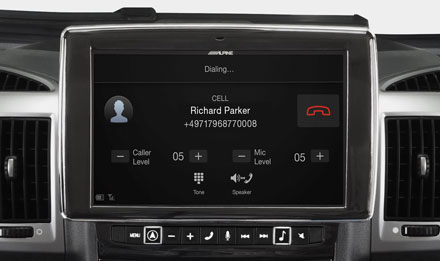 Ducato, Jumper and Boxer - Built-in Bluetooth® Technology - X902D-DU