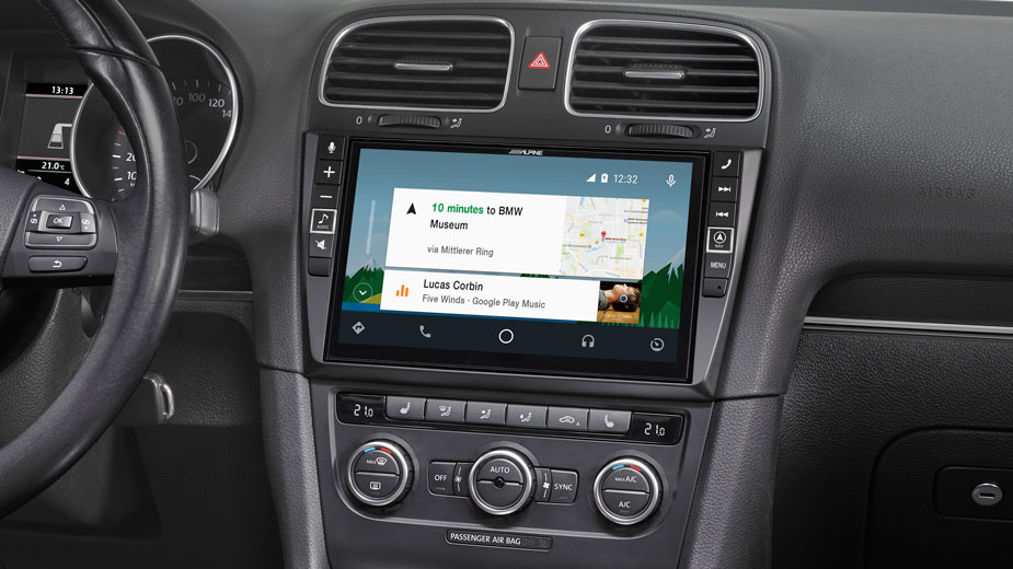 Online Navigation in your Volkswagen Golf 6 i902D-G6