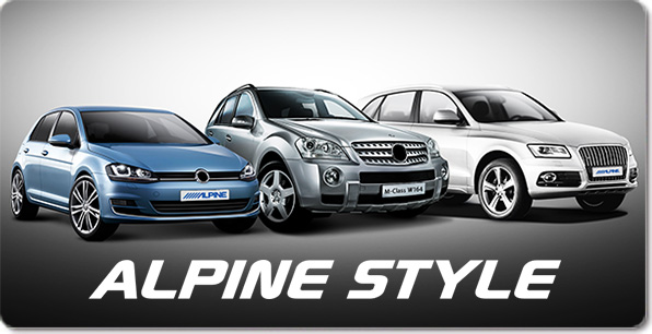 Alpine Style | Car Specific Solutions
